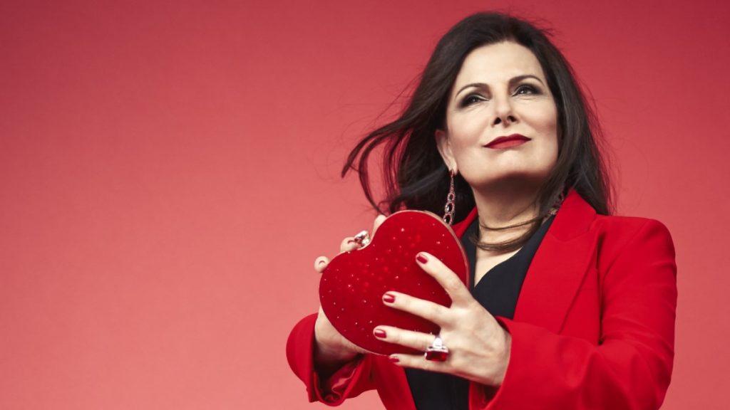 Marianne Rosenbergs neues Album: Im Namen der Liebe. Foto: Sandra Ludewig